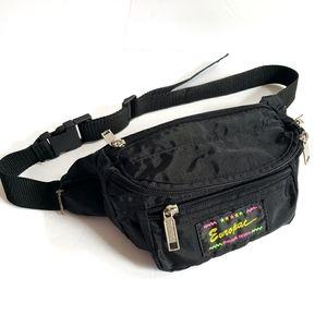 Europac Original Design black vintage fanny pack